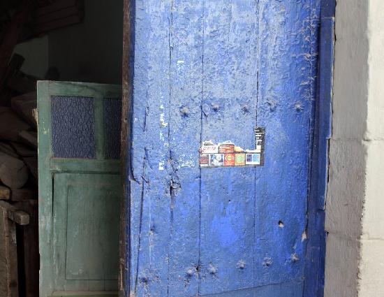 Adventures to Peru: Cusco doors