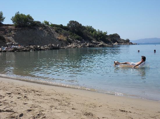 Pefkos Beach: Kavos Beach 1