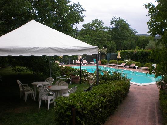 Agriturismo La Crociona: Pool