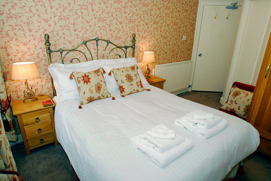 Avondale Guest House: Double en-suite bedroom.