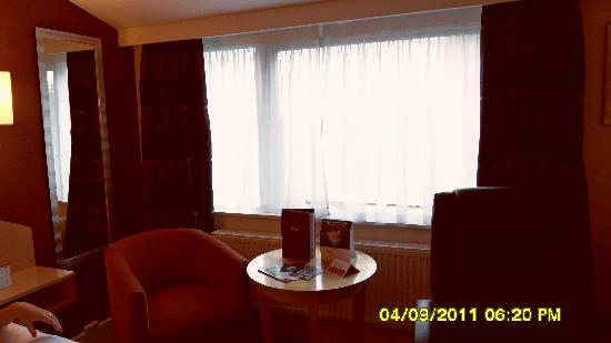 Leaf Hotel Dover: Seating area Ramada Dover
