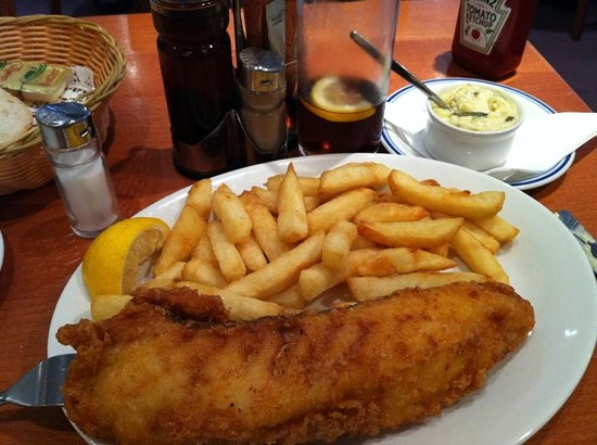 Two brothers london restaurant reviews phone number for Fish and chips london