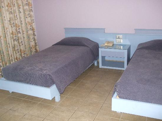 Nana Beach Hotel: Comfortable beds
