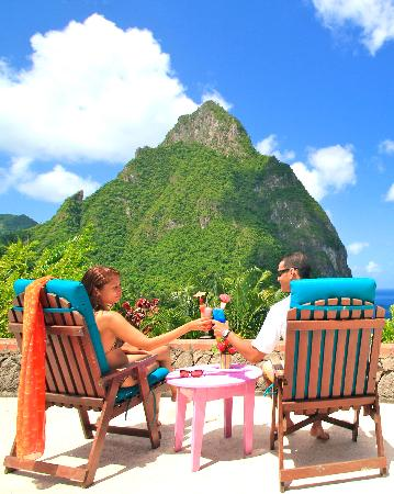 The Mango Tree: Welcome to St. Lucia