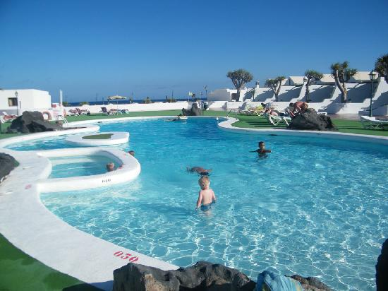 Sands Beach Resort: one of the pools