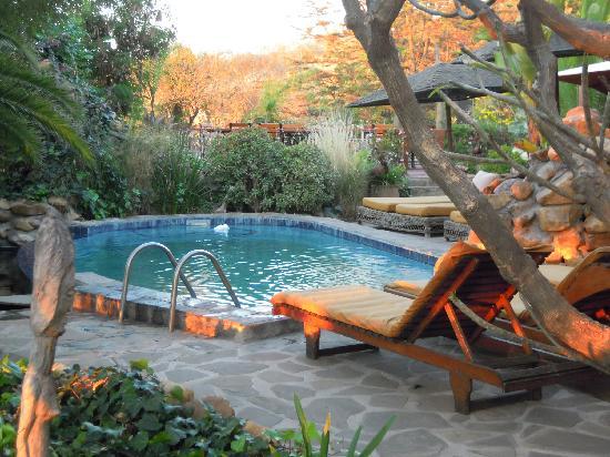 Guesthouse Terra Africa: Der Garten
