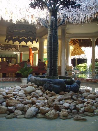 Iberostar Costa Dorada: The lobby