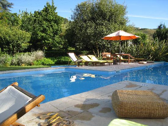 Casa da Azenha: Swimming pool