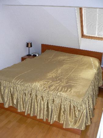 โฮเต็ล แอนทิค: Room 16 - larger bedroom, partial view