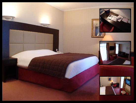 Savoy Hotel Evian: Chambre