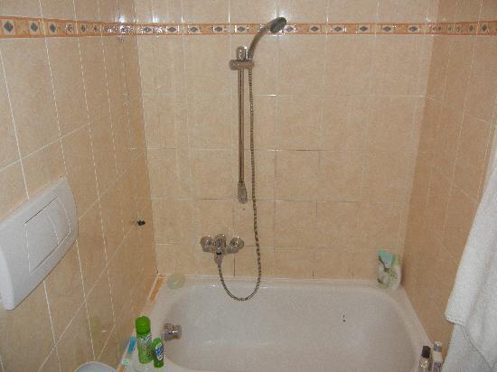 Hotel Scandinavia: Bathroom view #2