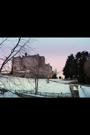 Dalhousie Castle: lovely view