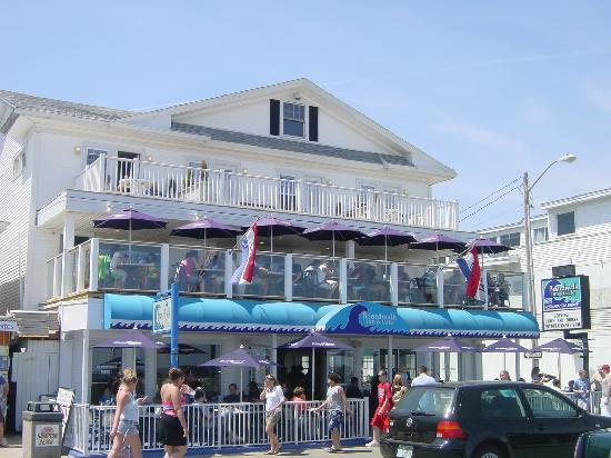 Boardwalk Cafe Hampton Beach