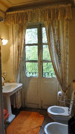La Violina: salle de bain