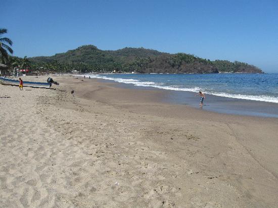 Decameron Los Cocos: Private Beach