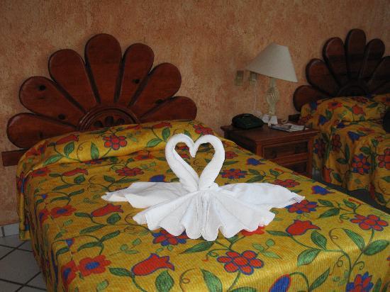Decameron Los Cocos: Beds