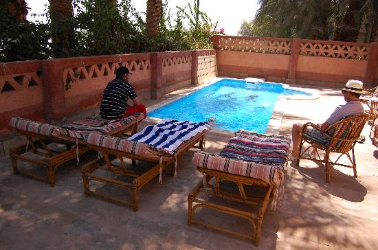 Villa al-diwan: swimming pool