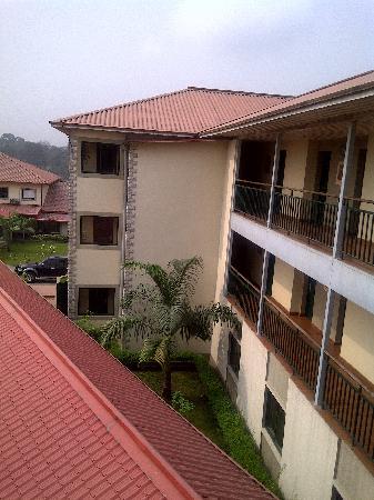 Juanita Hotel: Other corridors