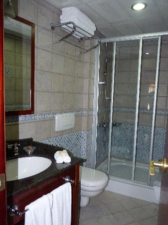 Sirkeci Mansion: En suite