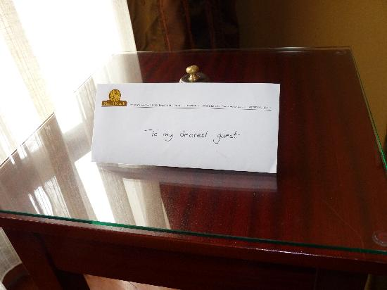 Sirkeci Mansion: Welcome note :)
