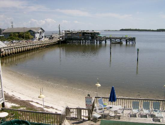 Island Place: The Pier