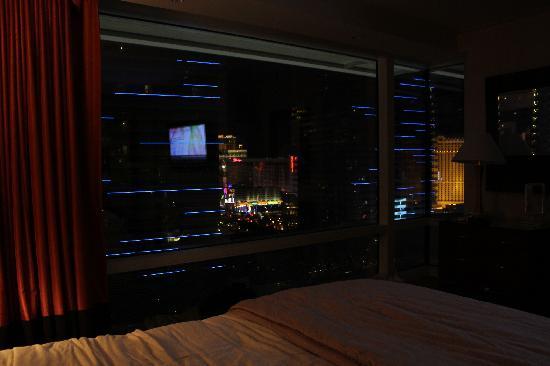 แอเรียรีสอร์ทแอนด์คาซิโน: Panoramic Corner Suite