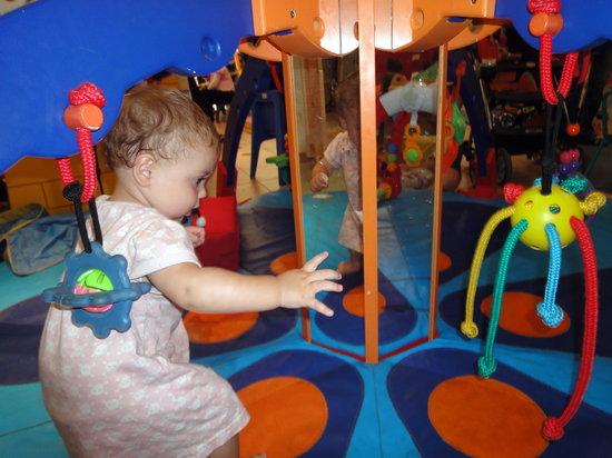 พิพิธภัณฑ์วิทยาศาสตร์ เทคโนโลยีและอวกาศแห่งชาติ: for toddlers