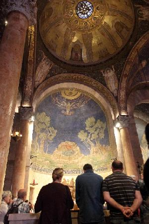 Church of All Nations (Basilica of the Agony): Kirche aller Nationen