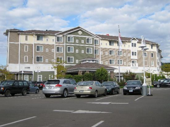 Watkins Glen Harbor Hotel: Street View