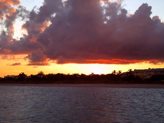เกาะซานิเบล, ฟลอริด้า: sunset