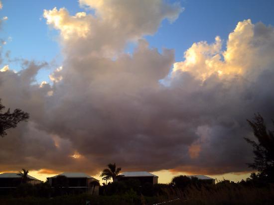 เกาะซานิเบล, ฟลอริด้า: yet another sunset