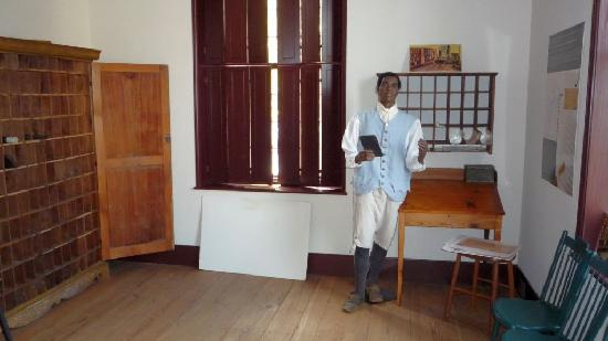 Old State House: Story of free man