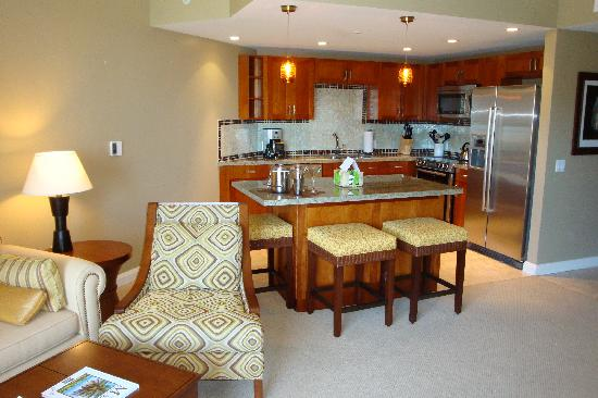 Honua Kai Resort & Spa: Interior of Unit #615