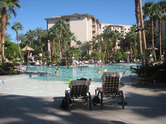 Tahiti Village: The Pool