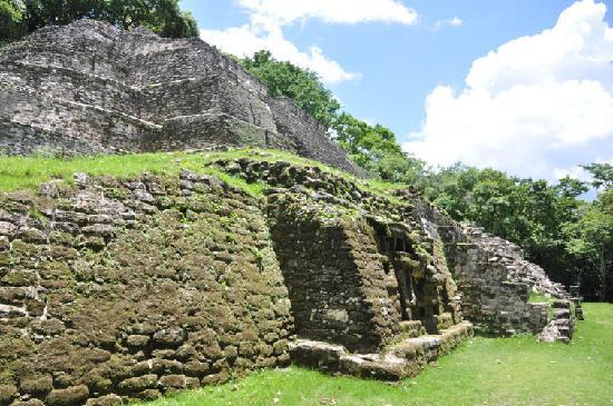 Lamanai Archaeological Reserve: Lamanai
