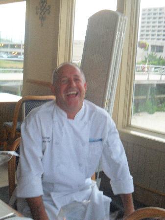McLoone's Pier House: Chef Joe Racioppi