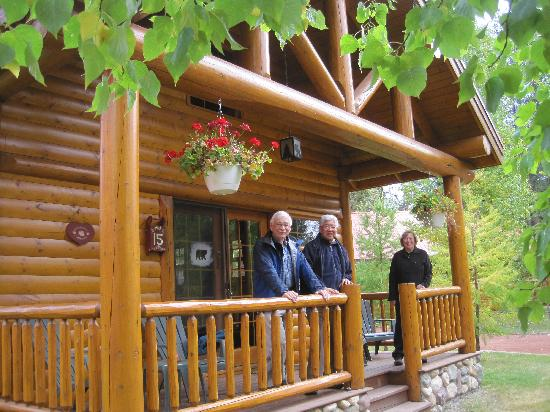 Baker Creek Mountain Resort: Lucky Log Cabin No.15