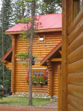 Baker Creek Mountain Resort: A whimsical touch of bear!