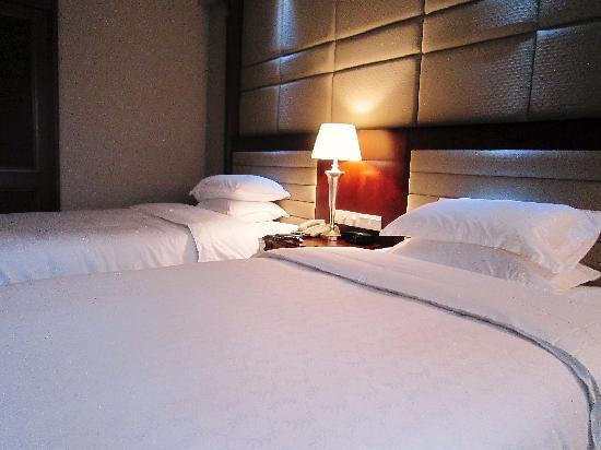 โรงแรมเชอราตัน กุ้ยหลิน: 11.04.04【シェラトン桂林】ツインルーム