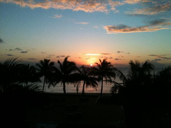 รีสอร์ทแทงกาลูมม่าไอส์แลนด์: View from hotel balcony