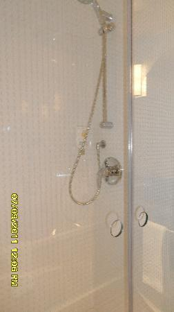 Novotel Suites Reims Centre: Great shower