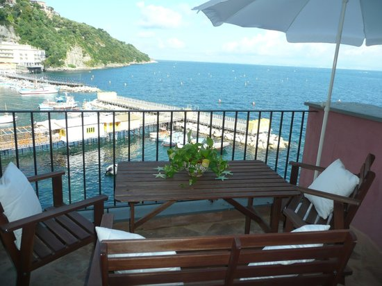 Casa Gilda: The view from private balcony