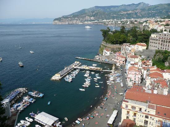 Casa Gilda : The Marina Grande in Sorrento