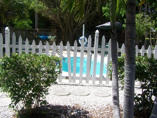Seahorse Cottages: pool