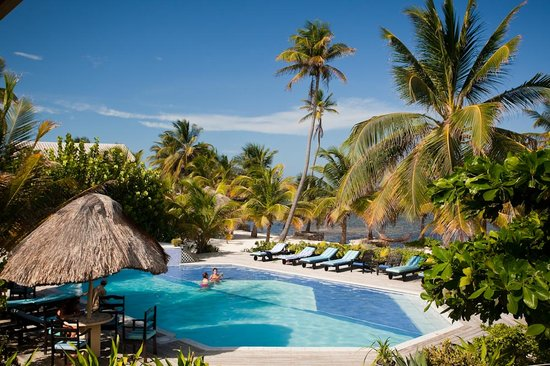 El Pescador Resort : 1 of 3 beachfront pools