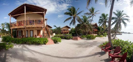 El Pescador Resort: beachfront villas
