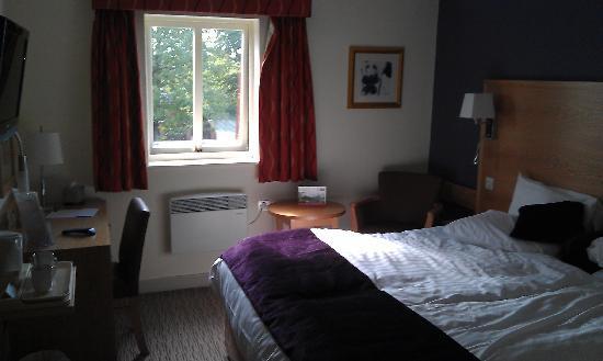Mercure Wigan Oak Hotel: Photo of room