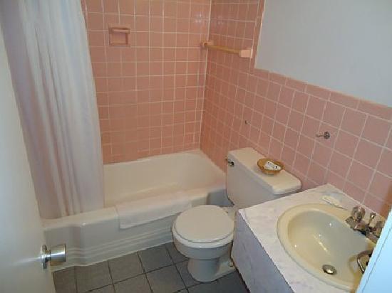 Motel Dufferin: salle de bain