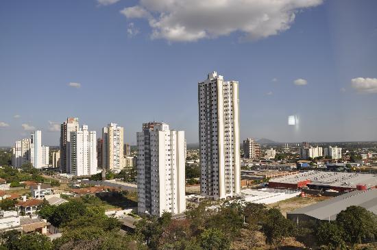 Hotel Deville Prime Cuiabá : window viwe