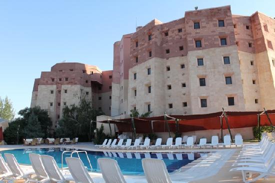 Kapadokya Lodge Hotel: From the pool area